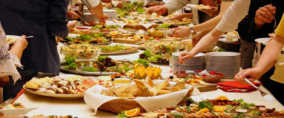 Discover the Catering-Banqueting